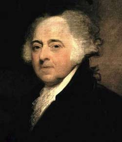 The American Revolution - (John Adams)