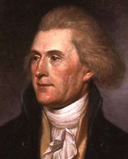 Thomas Jefferson american revolution